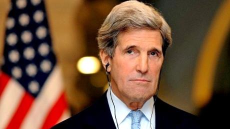 "Керри: США не хотят вести ""игру на поражение"" с Россией"