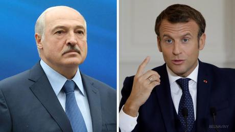 """Макрон ответил Лукашенко и готов встретится с Тихановской, из-за которой ему пообещали """"проблемы"""""""