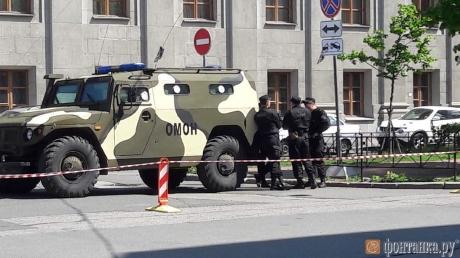 Броневики ОМОН, металлоискатели, оцепление и полиция: таким будет ЧМ-2018 в России (кадры)