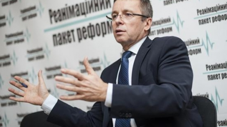 Словацкий финансист Иван Миклош представит группу своих реформаторов при украинском Кабмине