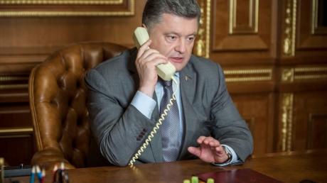 Порошенко: США и ЕС должны ввести новые санкции против РФ