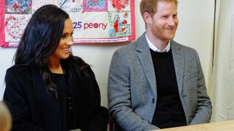 """""""Принцесса Диана об этом мечтала"""", - Меган Маркл и принц Гарри решили удочерить """"необычную"""" девочку"""