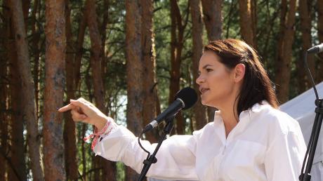 """Тихановская за два дня до выборов в Беларуси сделала заявление: """"Это была глупость, а не подвиг"""""""