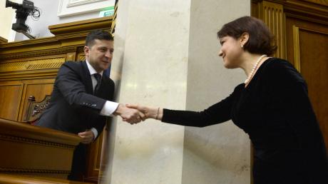 Зеленский, Венедиктова, Генпрокурор, Президент, Назначение.