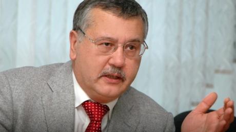 Гриценко: За обвал гривны должен нести ответственность и Президент
