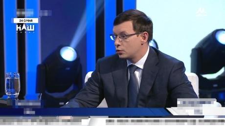 """Нацсовет поставил на место Мураева и его телеканал """"НАШ"""""""