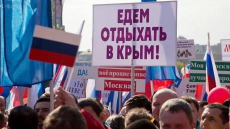 """""""Наглые хамы, стараются урвать кусок с любого. Все понимают, что при нынешнем раскладе потока туристов на полуострове не будет"""": россияне не хотят отдыхать в оккупированном Крыму"""