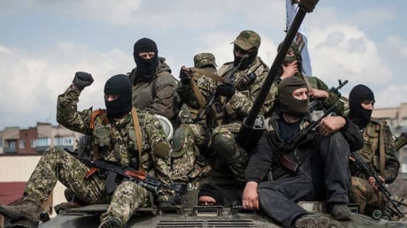 """Бандформирования """"ДНР"""" нанесли мощные удары по Широкино и Красногоровке из 152-мм артиллерийских систем, танков и минометов"""