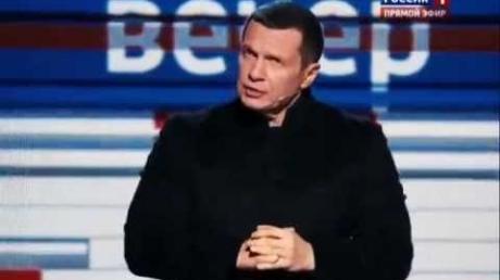 """""""Вы думаете, в Донецке и Луганске кого-то волнует шенген? Им бы хоть куда-то выйти!"""" - российский пропагандист Соловьев решил посмеяться над жителями оккупированного Донбасса – кадры"""