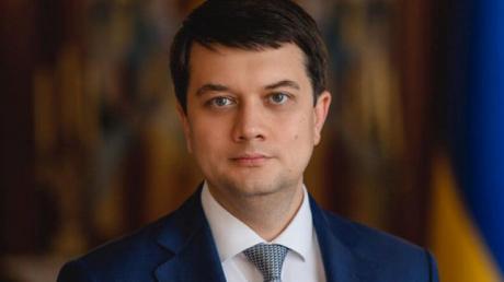 """Разумков вслух заговорил о президентстве: """"В некоторой степени я уже таковым являюсь"""""""