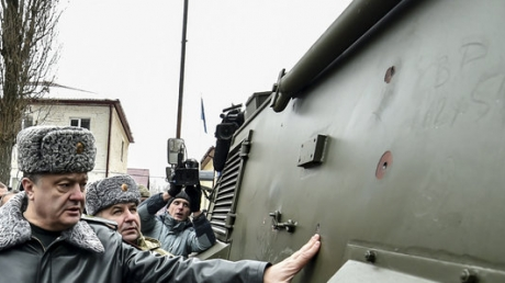 Британский генерал: закупка бронемашин Saxon украинским военным – аморальный поступок