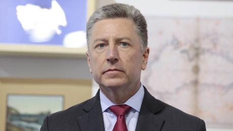 """""""Очень много энтузиазма"""", - Курт Волкер о выборах на Донбассе в 2020 году"""