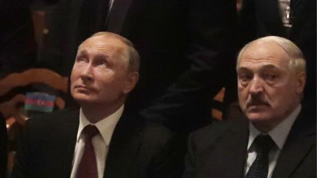Путин не отдаст Беларусь оппозиции и не допустит смещения Лукашенко