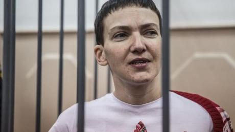 Надежда Савченко: Этот фаршированный цирк надо заканчивать