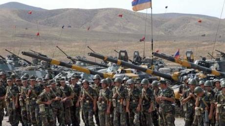 """В Министерстве обороны Армении пообещали нанести """"адекватный удар"""" по Баку"""
