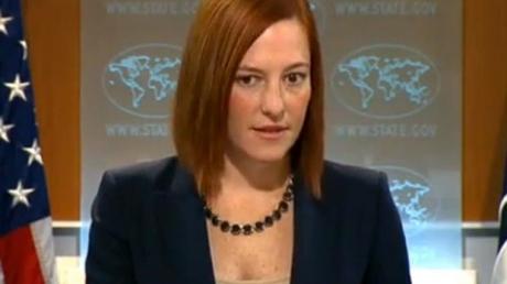 Псаки: если сепаратисты нарушат Минские договоренности, против РФ будут введены новые санкции
