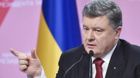 Порошенко: до мира в Донбассе далеко, но есть надежда на деэскалацию конфликта