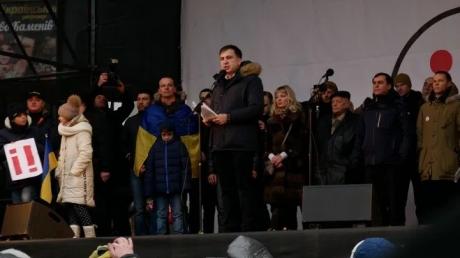 Саакашвили рассказал, что произойдет в первые месяцы после отставки Порошенко, и пообещал назвать своих кандидатов в президенты Украины - кадры