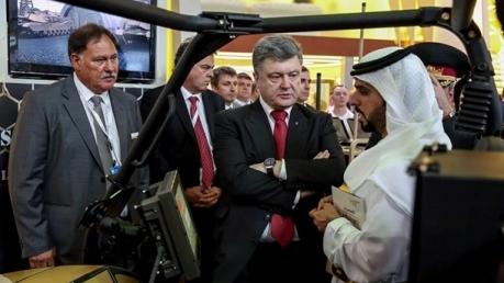 МИД ОАЭ: мы не будем поставлять в Украину оружие