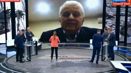 """Скабеева """"отблагодарила"""" Кравчука в день рождения за помощь: подробности скандала"""