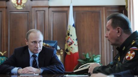 В Кремле решили официально превратить Росгвардию в стратегическое предприятие - Путин подписал соответствующий указ