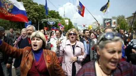 """""""После деоккупации, Донбасс нужно заселить выходцами из Запада. И тогда каждую """"Клаву"""" голосовавшую на """"референдуме"""", каждого воевавшего на стороне оккупантов ждет нехорошая история"""" – Гай"""