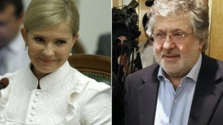 Украина, Политика, Коломойский, Олигарх, Тимошенко.