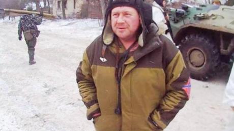 "В Луганске наказали комбата ""ЛНР"" Костина, объявлявшего поход на Киев и Аляску"