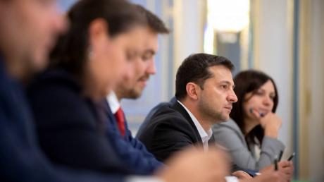 Руководство МВФ срочно прибыло к Зеленскому - дело в ПриватБанке: все подробности
