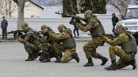 Stratfor: Путин создает Нацгвардию, потому что боится грядущего военного переворота