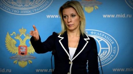 Глава МИД Франции после встречи с Лавровым отказался общаться с российской прессой: Захарова не удержалась от ядовитых замечаний