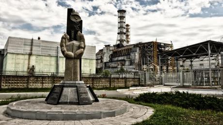наука, Чернобыль, саркофаг, феномен, происшествия, аномалия, радиация, история