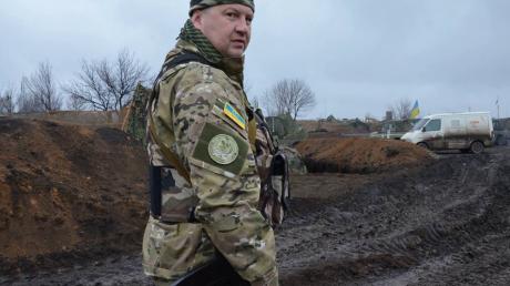 """Машовец назвал главные опасности перемирия на Донбассе: """"Передовые подразделения делают слепыми"""""""