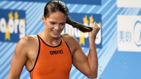 На употреблении мельдония попалась самая титулованная пловчиха России