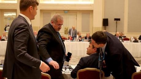 """Россия спровоцировала скандал на сессии ассамблеи Черноморского экономического сотрудничества в Стамбуле, притянув с собой """"депутата"""" из Крыма"""