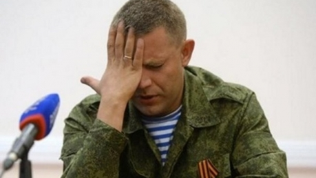 украина, война на донбассе, россия, днр, захарченко, ташкент, сурков, куратор