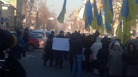 В поддержку Ефремова под Генпрокуратуру вышло около 70 активистов