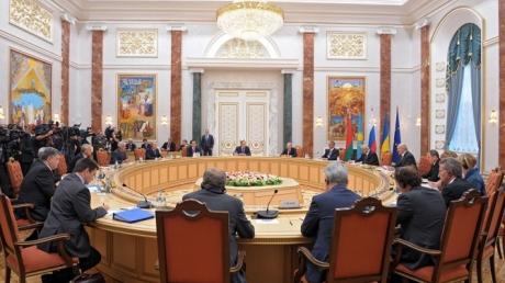 МИД Беларуси: Заявлений для СМИ по итогам переговоров контактной группы в Минске не будет