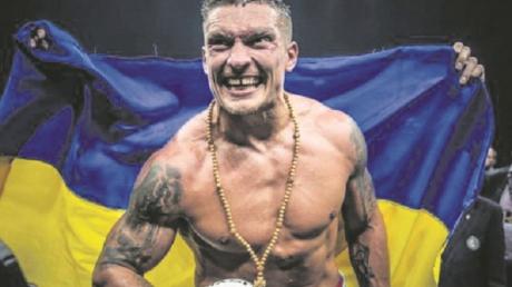 усик, Уизерспун, бой, бокс, WBO, руис, украина, сша