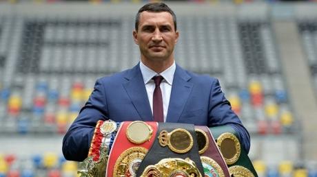 Кличко, Джошуа, завершил карьеру, мотивация, Украина, бокс, новости бокса
