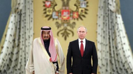 """""""Приняли как личное оскорбление"""", - нефтяная """"война"""" Путина и Саудовской Аравии вышла из-под контроля"""