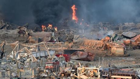Взрыв в морском порту в Бейруте: что известно о причастности России к данному инциденту