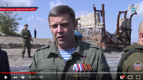 """""""Больше нигде они стоять не будут!"""" - Захарченко угрожает не пустить миротворцев на Донбасс, выдвинув обвинения против Украины, - кадры"""