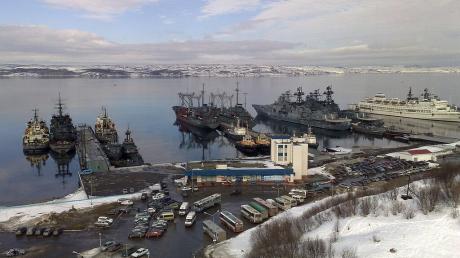 В России на подводной лодке произошел масштабный пожар: погибли 14 моряков