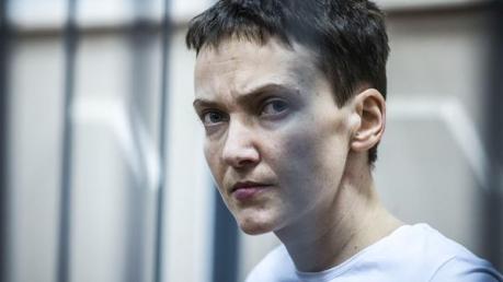 Госдепартамент США потребовал от Кремля немедленно освободить Надежду Савченко