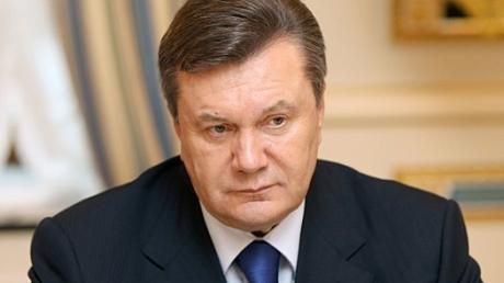 Янукович даст интервью российскому телеканалу
