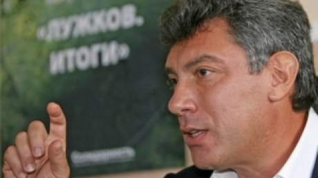 Немцов: самое время строить стену и объявить территории ДНР и ЛНР мятежными