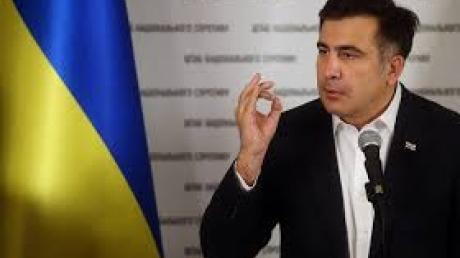 Саакашвили раскрыл аферу в Кабмине: Авакова оставили, чтобы Яценюк успел добежать до границы