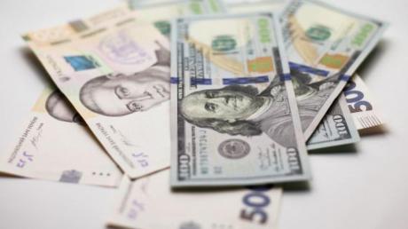 Доллар, Евро, НБУ, Курс, Снижение.
