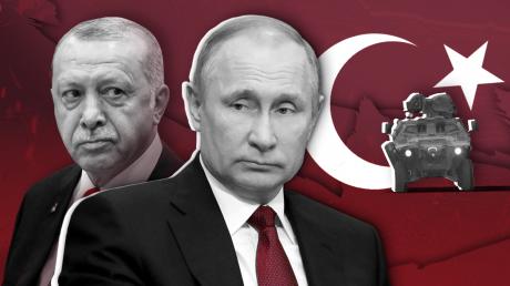 Путин ответил Эрдогану из-за позиции Турции по Крыму